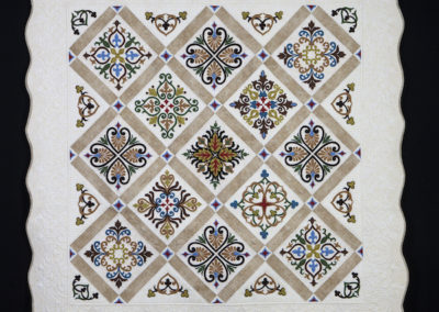 2015 Festival of Quilts SA - 'Meeting Michele'