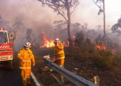 State Mine Fire 2013
