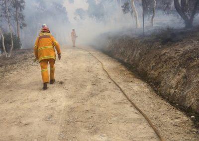 The Ridgeway Hazard Reduction Burn 2017
