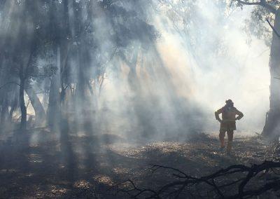 Winburndale Reserve Prescribed Burn May 2018