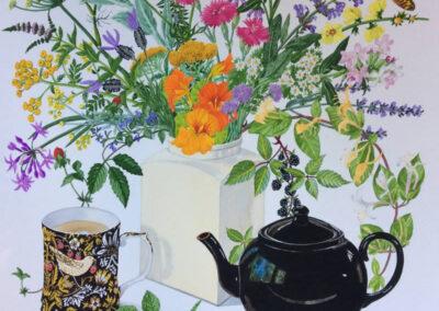 Garden Herbs & Tea