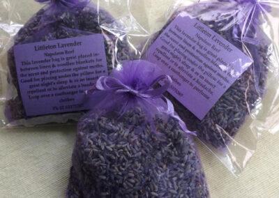 Lavender Filled Organza Bag