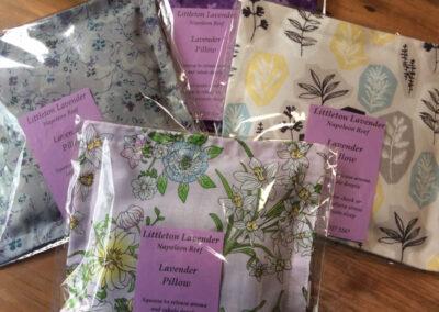 Lavender Filled Pillows