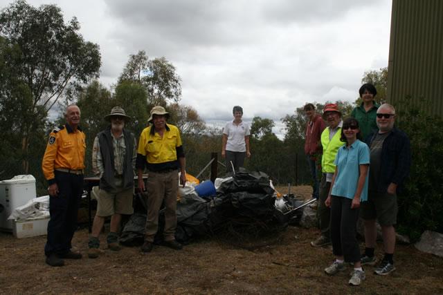 Clean Up Australia Day 2017